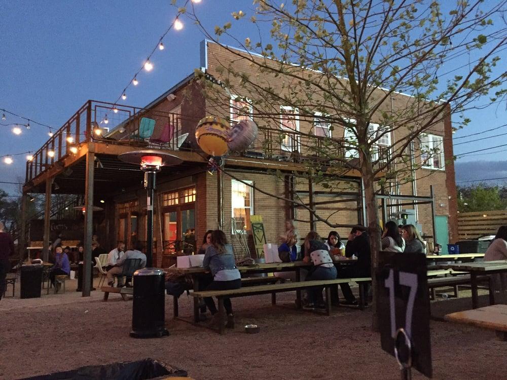 Axelrad Bar in Houston Texas