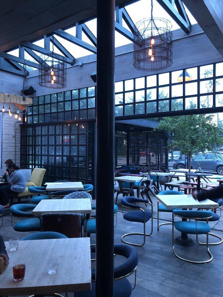 Wooster's Garden Bar in Houston Texas