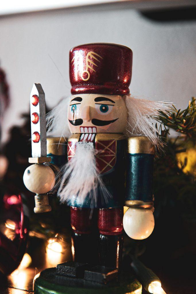 Image of the nutcracker figurine